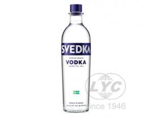 诗凡卡瑞典伏特加酒