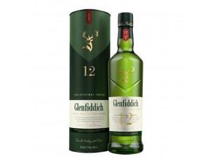 格兰菲迪麦芽12年威士忌