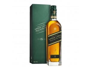尊尼荻加绿牌15年威士忌