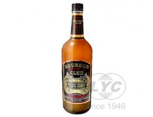 会所波本威士忌 - 公升