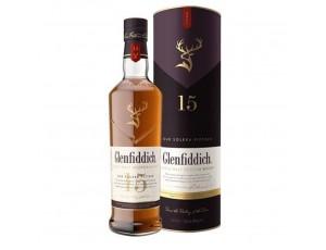 格兰菲迪15年麦芽威士忌