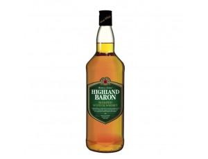 百朗苏格兰威士忌 - 公升
