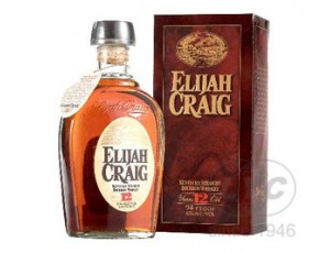 薏利亚克莱格12年波本威士忌