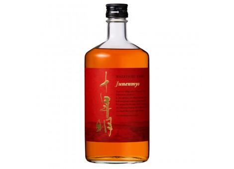 十年明紅牌威士忌